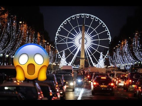 Christmas in PARIS - How cool is that?