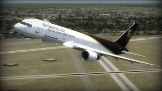 [FSX] The United Parcel Service