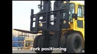 Hystackers | Hyundai 160D - 7E Forklift