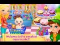SuperMarket Girl Videos games for Kids - Girls - Baby Android İOS Tabtale Free 2015
