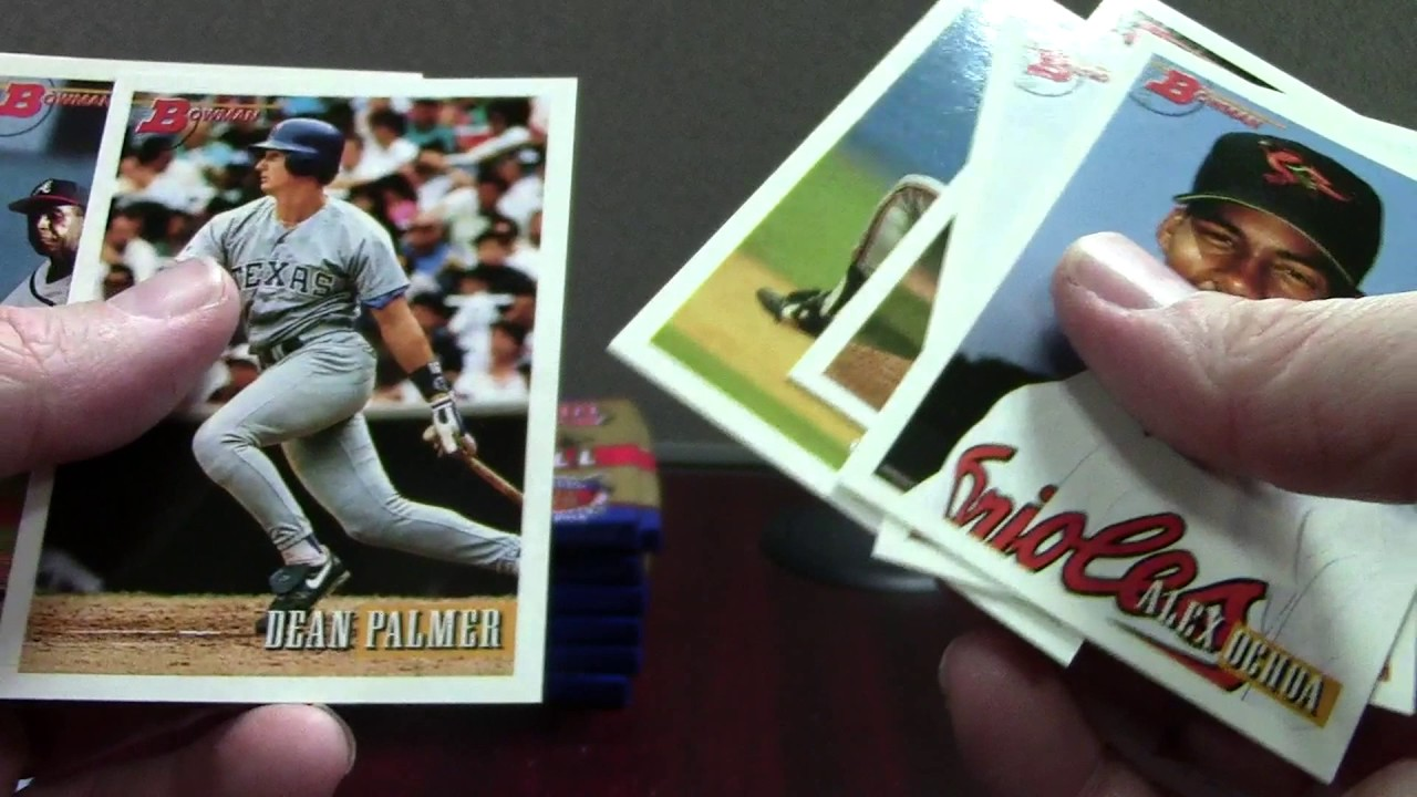 1993 Bowman Baseball Hobby Box Hunting For Jeter