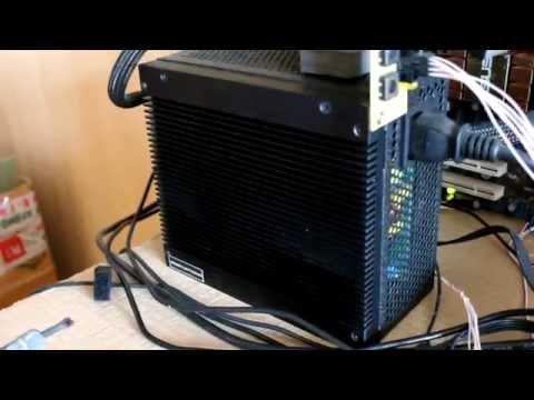 видео: Бесшумный компьютер (полностью пассивное охлаждение)