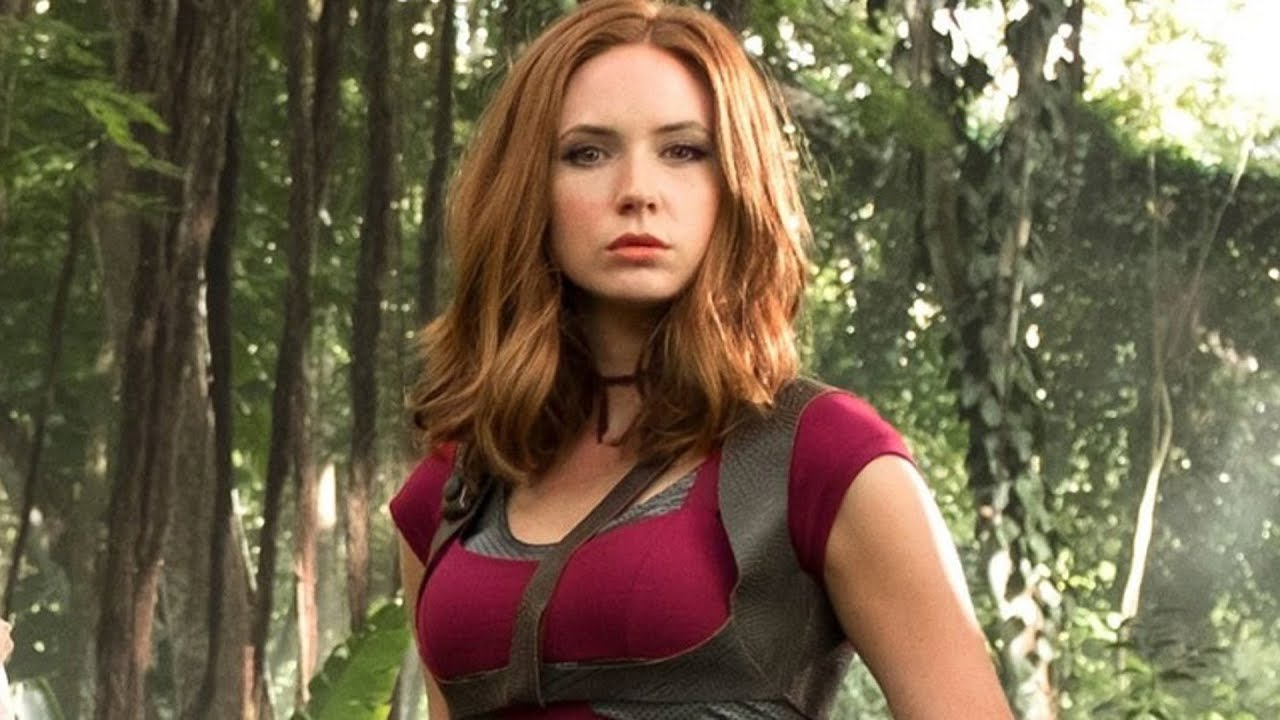 Actresses Who Got In Serious Shape For The Avengers