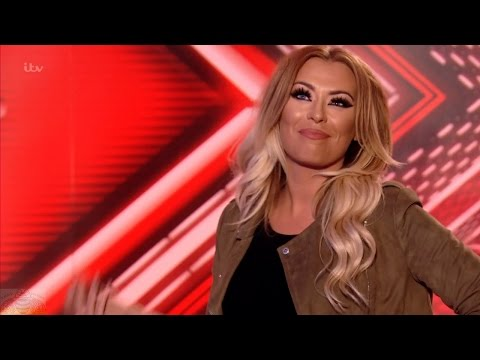 The X Factor UK Week 3 Auditions Faye Horne Full Clip S13E06