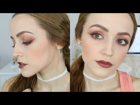 Full Makeup Look Using Bite Beauty Multisticks!