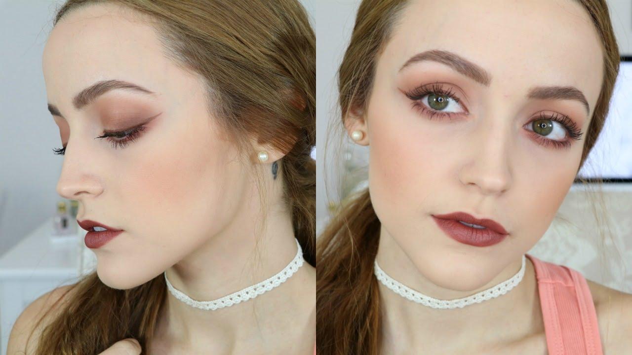 Full Makeup Look Using Bite Beauty Multisticks! - YouTube