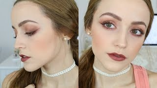 Full Makeup Look Using Bite Beauty Multisticks!