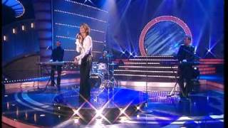 Sandra in live performance :  Secret Land , Maria Magdalena, Johny wanna Live , I Close My Eyes