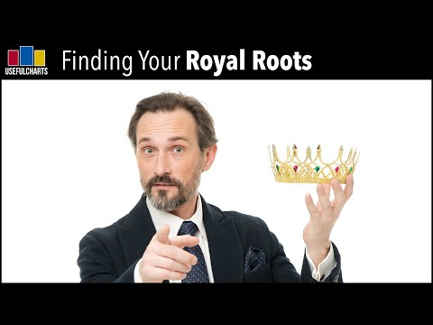 Finding Your Royal Roots