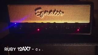 Genalex Gold Lion 12AX7 vs Ruby 12AX7