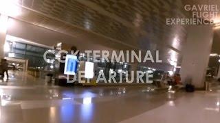 REVIEW #001   Soekarno-Hatta Airport Terminal 3   Departure
