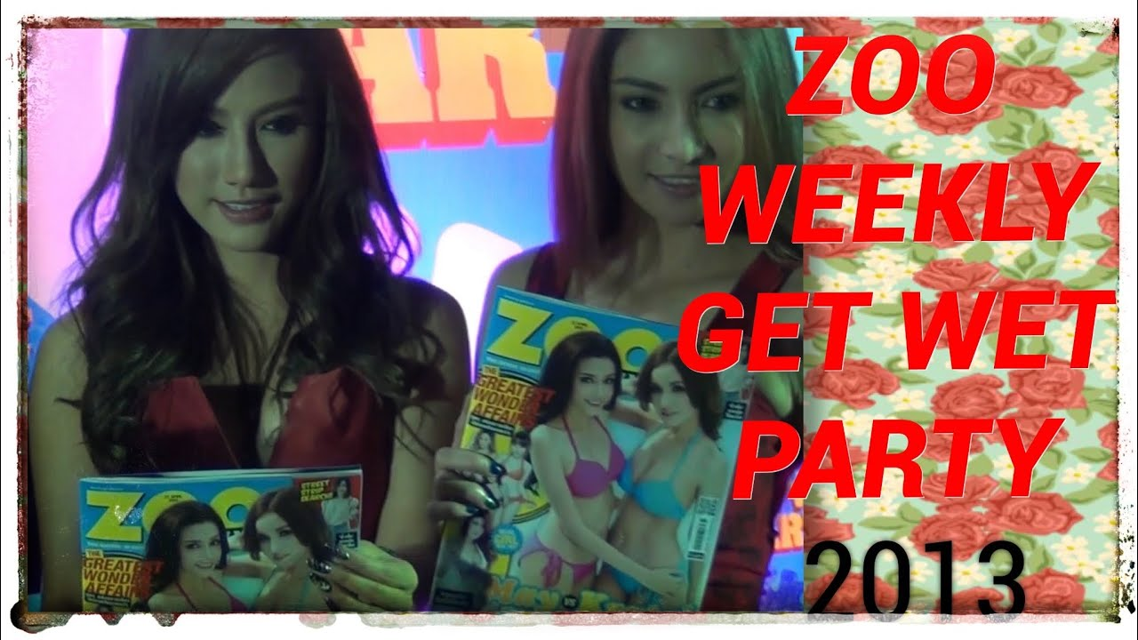 Download ZOO Party (Zoo Weekly Get Wet Party) ครั้งที่5 2013
