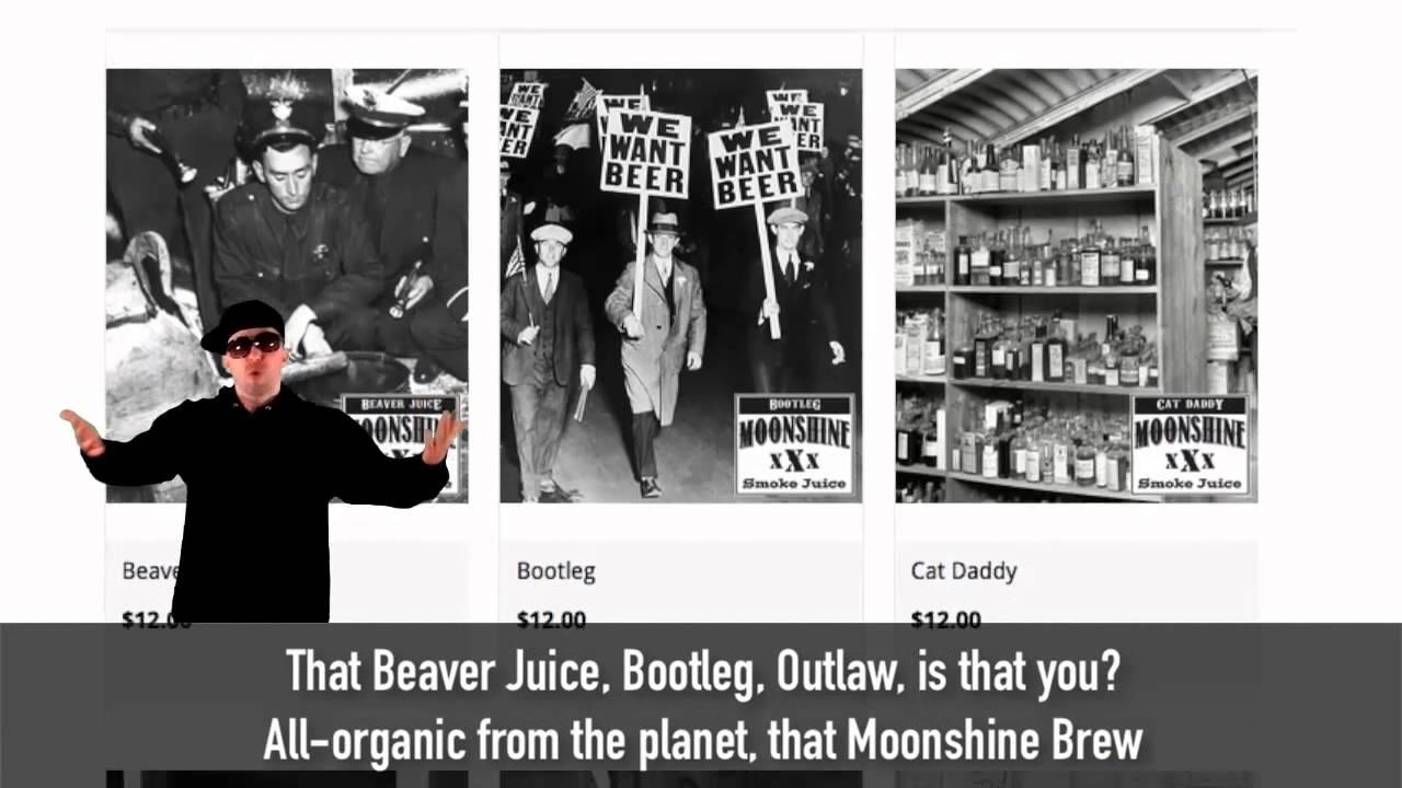 MOONSHINE BREW E-Juice E-Liquid Electronic Cigarette ECigarettes The Vapors  Vaping Vape Canada
