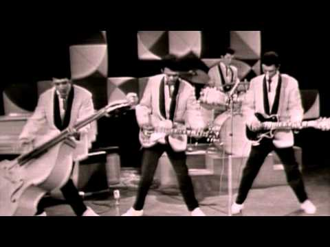 Tielman Brothers - Black Eyes Rock (guitar instrumental) indo rock live tv show