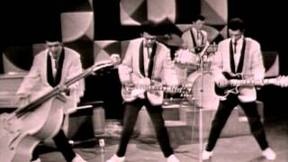 Tielman Brothers - Black Eyes Rock (guitar instrumental) indo rock live tv show