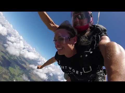 Tandem Skydive | Lindsey from Fort Worth, TX