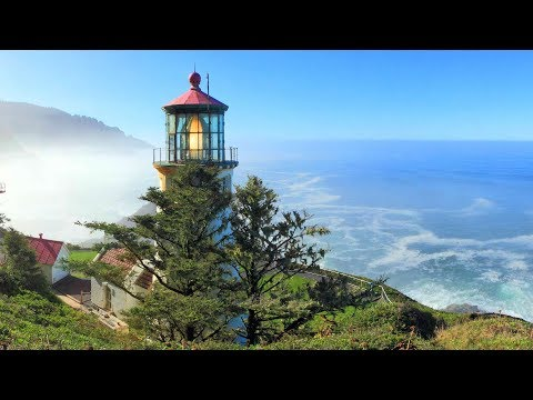 """Peaceful Music, Relaxing Music, Instrumental Music, """"Under the Lighhouse"""" by Tim Janis"""
