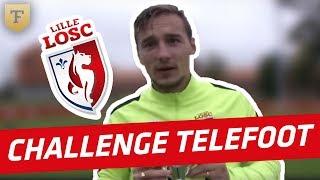 Le Challenge : Challenge de la barre pour les joueurs du LOSC