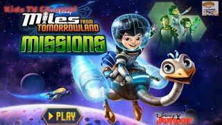 Miles From Tomorrowland (By Disney Publishing Worldwide) | Disney Junior Apps | Kids TV Channel