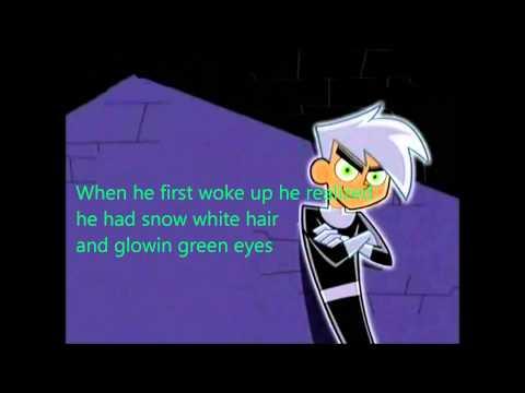 Danny Phantom Theme Song (with lyrics)