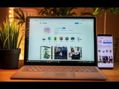 How To Upload Photos To Instagram Using Opera On Your Windows PC.