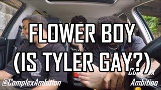 Tyler The Creator - Flower Boy (FULL ALBUM) Reaction Review [TYLER GAY?]