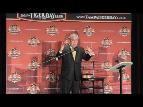 John Morgan at Tampa Tiger Bay Club: WMNF News