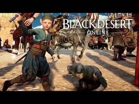 Black Desert Online - Official Opening Cinematic
