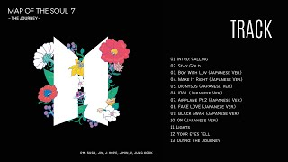 Download [FULL ALBUM] BTS (방탄소년단) - Map of the Soul : 7 ~ The Journey ~