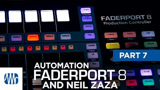 PreSonus—Neil Zaza on the Faderport 8 Part 7: Automation