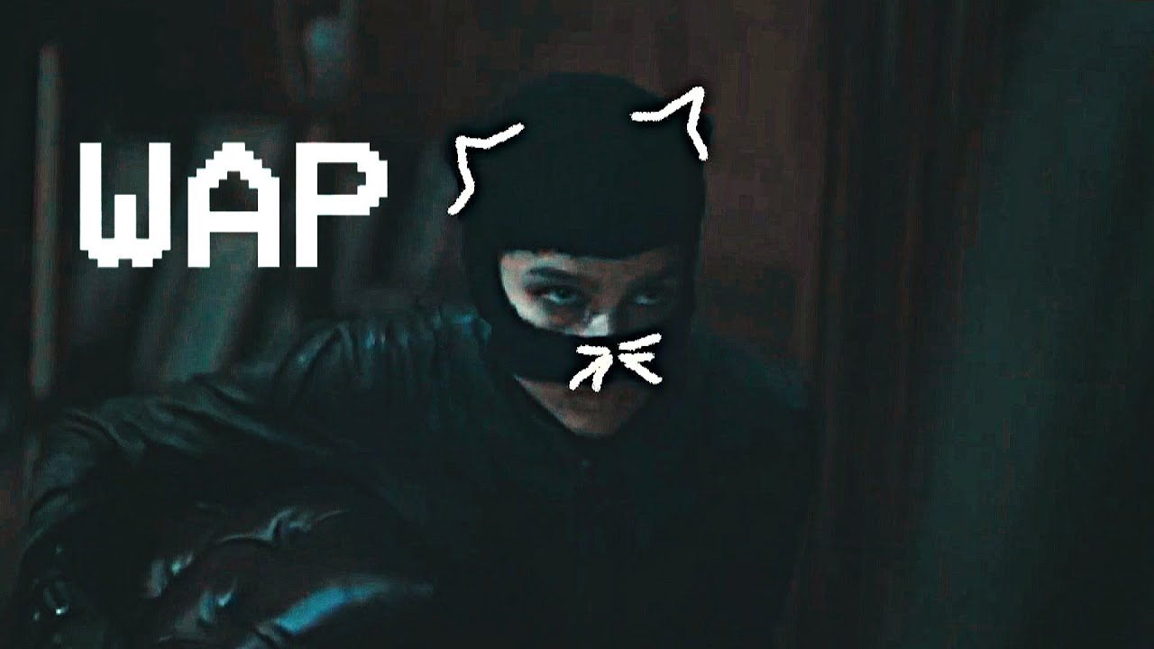 Wonder Woman/Catwoman/Harley Quinn/Cheetah - WAP