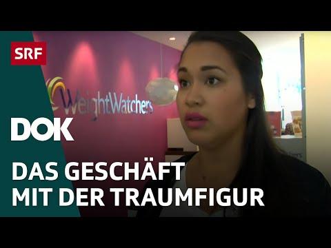 Das Geschäft mit der Traumfigur – Weight Watchers, abnehmen nach Regeln und Punkten | Doku | SRF DOK