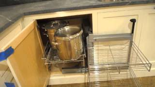 Kitchen Remodel 2013 - Corner Cabinet