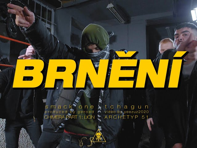 Smack One - Brnění feat. Tchagun (Produced by Geroad) - Chimera Part 1 Album
