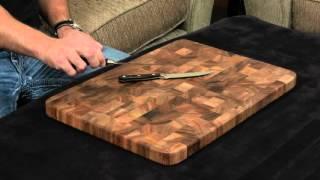Shun Classic vs Wusthof Classic — Steak Knife.