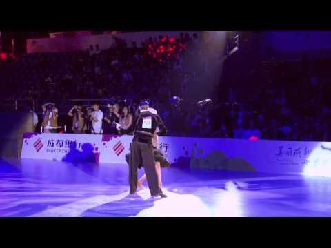 2012 GrandSlam Chengdu | The Final | Rumba