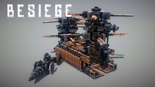 transport helicopter | BESIEGE