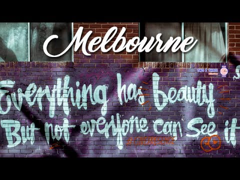 What Makes Melbourne A Great City | Facts in 2 To 3 Minutes (part 1)