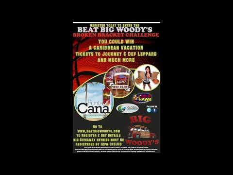 Big Woody's Busted Bracket Challenge