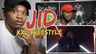 J.I.D Freestyle — 2018 XXL Freshman - REACTION