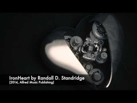 IronHeart by Randall D. Standridge
