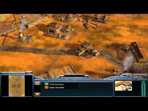 SPL (Tank) vs deutsche (stealth) (Generals ZH RUS VOD)