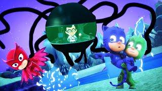 PJ Masks Full Episodes New Episode 20 Full Episodes Season 2 | Superhero Kids