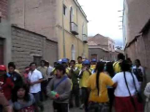 Walaychos 2009 Vitichi - Bolivia 2