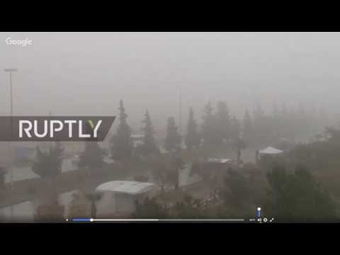 . .  Live from Aleppo as Syrian ceasefire gets