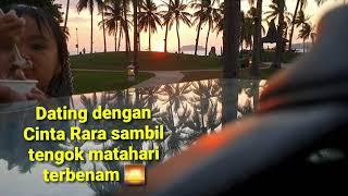 Download Hotel Shang Ri La Tanjung Aru Sabah. Tengok matahari terbenam dengan si cinta Rara