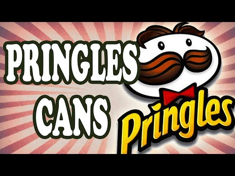 Buried in a Pringles Can