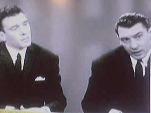 Reginald and Ronald Kray interviewed