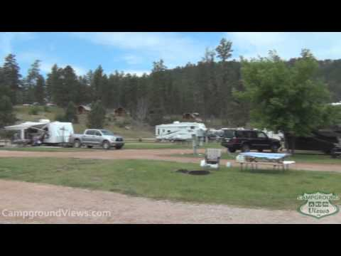 CampgroundViews.com - Mt. Rushmore KOA Hill City South Dakota SD
