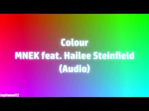 MNEK feat. Hailee Steinfeld - Colour [AUDIO]